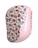 Tangle Teezer Compact Styler Hello Kitty Candy Stripes - Расческа для волос