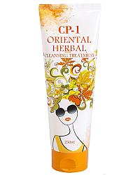 Esthetic House CP-1 Oriental Herbal Cleansing Treatment - Маска для волос Восточные травы 250 мл