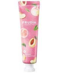 Frudia Squeeze Therapy Peach Hand Cream - Крем для рук c персиком 30 г