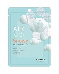 Frudia Air Mask 24 Snowy - Обновляющая кремовая маска для лица 25 мл