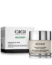 GIGI Recovery Redness Relief Cream - Крем успокаивающий от покраснений и отечности 50 мл