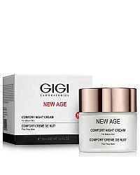 GIGI New Age Comfort Night Cream - Крем-комфорт ночной для лица 50 мл