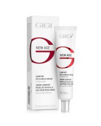 GIGI New Age Comfort Eye And Neck Cream - Крем-комфорт для век и шеи 50 мл
