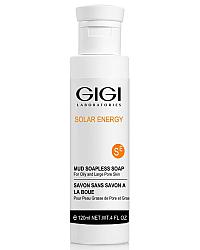 GIGI Solar Energy Mud Soapless Soap - Мыло ихтиоловое для лица 120 мл