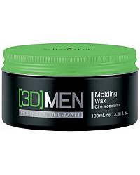 Schwarzkopf [3D] Men Molding Wax - Формирующий воск для укладки волос 100 мл
