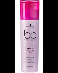 Schwarzkopf BC Bonacure pH 4,5 Color Freeze Conditioner - Кондиционер Защита цвета для окрашенных волос 200 мл