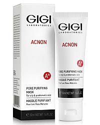 GIGI Acnon Pore Purifying Mask - Маска для глубокого очищения пор 50 мл