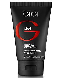 GIGI Man Refreshing After Shave Gel - Гель после бритья 100 мл
