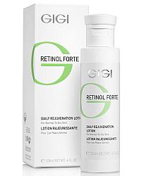 GIGI Retinol Forte Daily Rejuvenation Lotion for normal to dry skin - Лосьон-пилинг для нормальной и сухой кожи 120 мл