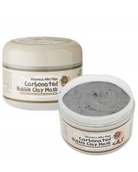 Elizavecca Milky Piggy Carbonated Bubble Clay Mask - Маска для лица глиняно-пузырьковая 100 гр