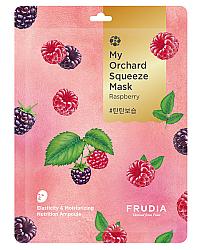 Frudia My Orchard Squeeze Mask Raspberry - Тонизирующая маска с малиной 20 мл