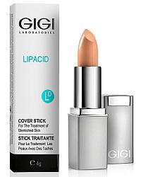 GIGI Lipacid Cover Stick - Лечебный тональный крем (карандаш)