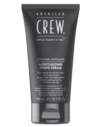 American Crew Moisturizing Shave Cream - Увлажняющий крем для бритья 150 мл
