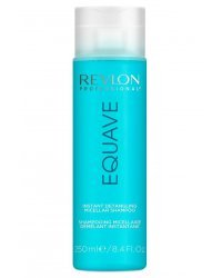 Revlon Professional Equave Instant Beauty Hydro Nutritive Detangling Shampoo Шампунь, облегчающий расчесывание волос 250 мл