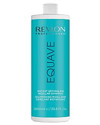 Revlon Professional Equave Instant Beauty Hydro Nutritive Detangling Shampoo Шампунь, облегчающий расчесывание волос 1000 мл