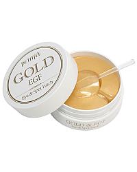 PETITFEE Gold & EGF Eye & Spot Patch - Гидрогелевые патчи для области вокруг глаз 60 шт