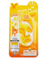 Elizavecca Vita Deep Power Ring Mask Pack - Тканевая маска для лица 23 мл