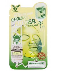 Elizavecca Centella Asiatica Deep Power Ring Mask Pack - Тканевая маска для лица 23 мл
