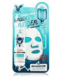 Elizavecca Aqua Deep Power Ring Mask Pack - Маска тканевая для лица увлажняющая 23 мл