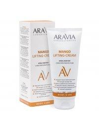Aravia Laboratories Mango Lifting-Cream - Крем-лифтинг с маслом манго и ши 200 мл