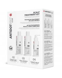 AntidotPro Scalp Treatment Set - Набор Комплексный уход для чувствительной кожи головы