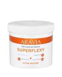 Aravia Professional Superflexy Ultra Enzyme - Паста для шугаринга 750 г