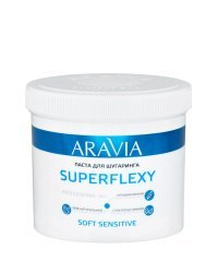 Aravia Professional Superflexy Soft Sensitive - Паста для шугаринга 750 г