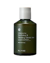 Blithe Soothing and Healing Green Tea Splash Mask - Сплэш-маска для восстановления 150 мл