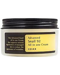 CosRx Advanced Snail 92 All In One Cream - Многофункциональный крем для лица с 92% муцина улитки 100 мл