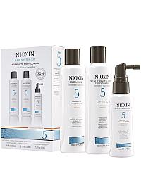 Система 5 для жестких, химически обработанных, натуральных волос с намечающейся тенденцией к выпадению