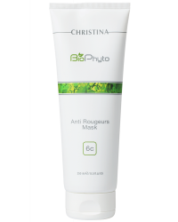 Christina Bio Phyto Anti Rougeurs Mask - Био-фито противокуперозная маска для кожи с куперозом 250 мл, шаг 6с