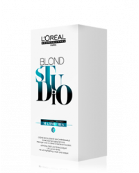 L'Oreal Professionnel Blond Studio Majimeches - Безаммиачный осветляющий крем Мажимеш, 6х25гр