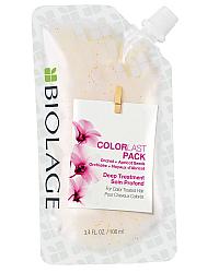 Matrix Biolage Colorlast Deep Treatment Pack - Маска-концентрат для окрашенных волос 100 мл