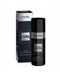 Estel Professional Alpha Homme After Shave Cream - Крем после бритья 50 мл