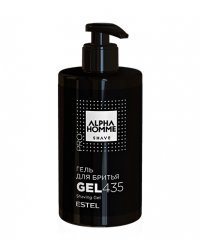 Estel Professional Alpha Homme Pro Foaming Shaving Gel - Гель для бритья 435 мл