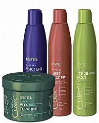 Curex - Сбалансированный уход для всех типов волос