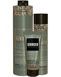 Genwood - Мужские продукты для ухода и бритья, созданные по законам самой природы