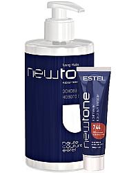 Newtone - Тонирующие маски для волос