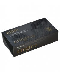 Estel Professional Enigma 3 - Краска для бровей и ресниц, тон графит