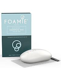 Foamie Aloe Spa - Твердый шампунь для сухих волос 100 г