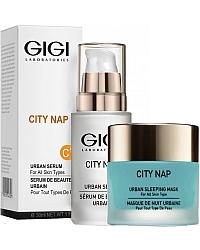 City Nap - Линия блокировки генетического кода старения