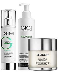 Recovery - Реабилитация поврежденной кожи