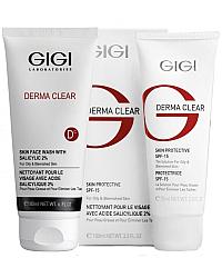 Derma Clear - Мультифункциональная программа коррекции акне и омоложения кожи