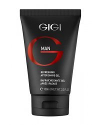 GIGI Man Refreshing After Shave Gel - Гель после бритья 100 мл