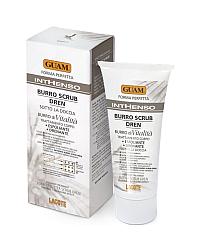 Guam INTHENSO Burro Scrub Dren - Скраб для тела с маслом карите дренажный 150 мл