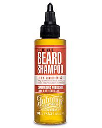 Johnny's Chop Shop Beard Shampoo - Питательный шампунь для ухода за бородой 100 мл