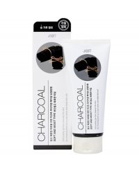 Jigott Premium Facial Charcoal Peeling Gel - Гель-пилинг с древесным углем 180 мл