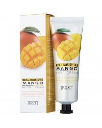 Jigott Real Moisture Mango Hand Cream - Крем для рук с экстрактом манго 100 мл