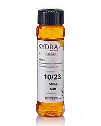 Kydra KydraGloss - Безаммиачный гель (оттенок 10/23 Песочный) 3х50 мл