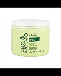 Olive and Avocado - Питающий восстанавливающий уход